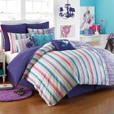 浪漫紫 让女孩皆是睡美人