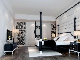使用材质:护墙板、黑镜、镂空雕花板、软包、不锈钢条等,