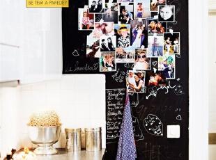幸福相片墙  印证爱情时光