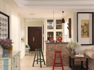 知性美女设计大作 139平创意宜家家居