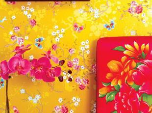 中国风 色彩的饕餮盛享