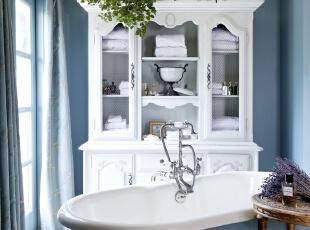 如何设计乡村风格的浴室