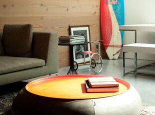 冲浪板也可以用来装饰