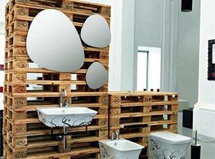 创意浴室收纳架