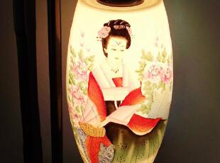 中式灯饰为中秋锦上添花