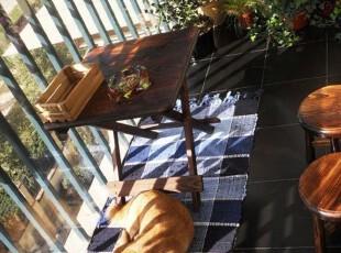 DIY设计+软装网购 我的78平原木质朴小窝