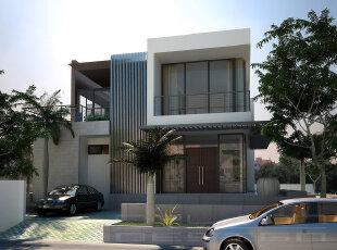 25套现代别墅外形设计,别墅,现代图片