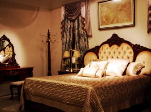 仿古欧式范卧室设计