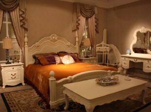 欧式高贵卧室