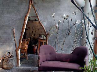 颠覆思维的客厅设计