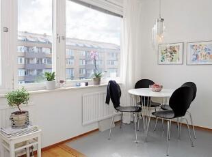 清新脱俗美家 44平个性小公寓
