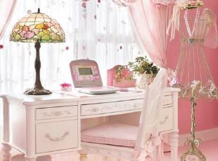 闺女房间的粉色畅想