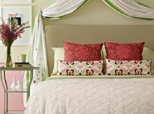 清新自然的欧式风格儿童卧室