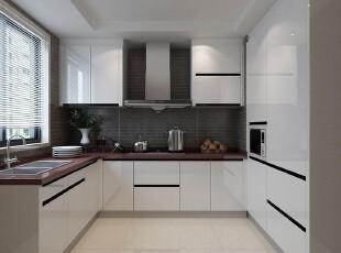 现代欧式简约厨房