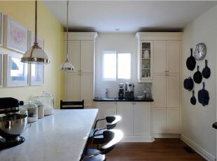 小户型厨房的简约设计