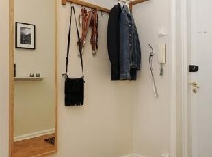 创意一居室设计 利用壁床释放空间