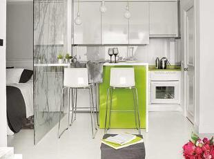 40平精致小公寓 时尚灰度空间