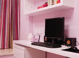 且看萌到没边的粉色客厅是怎么样炼成的