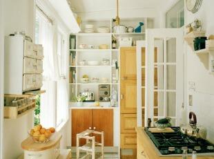原木厨房的静好生活