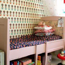 儿童房用色彩跟小孩沟通