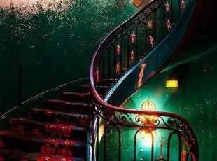 土豪级别室内楼梯设计