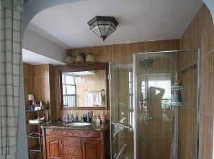 古色古香的卫生间