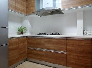 大气雅致小厨房