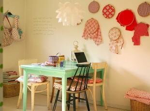 DIY布艺小家 艺术和生活的完美结合