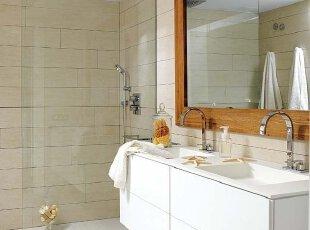 镜子是卫生间里的主角