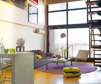 53平单身公寓设计 只图...