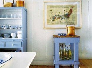 水手精神渗入厨房设计
