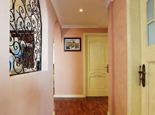 走廊也可如此唯美!