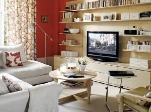 小户型客厅设计 收纳技巧的考验