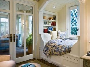 飘窗改造成儿童卧室