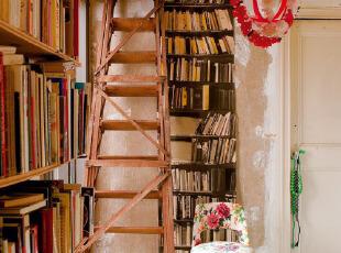 误入森林屋 书房秘境