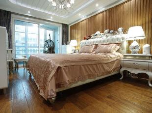 英特公寓200平米大四居新古典风格