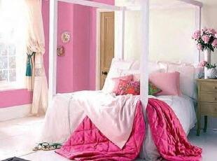 桃花粉色对婚房造成的影响