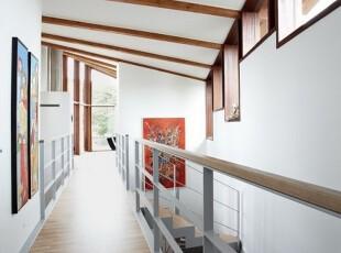 阁楼过道的另类设计效果图