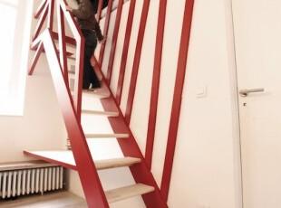 儿童房实木楼梯的设计