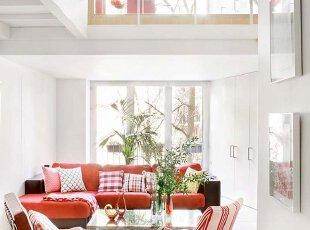 多彩沙发 惊艳了客厅