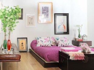 东方灵感混搭 新时代的卧室