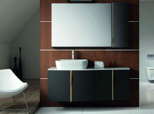 现代卫生间装修设计效果图