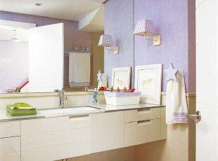 玻璃面板易清洁 儿童卫生间抗湿气