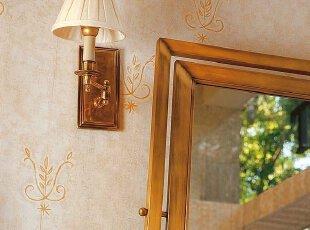 对称照明 凸显整体卫生间风格