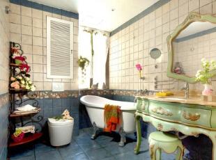 二手房卫生间装修设计