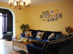 舒适唯美的客厅