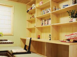 舒适唯美的书房
