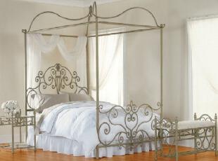 欧式浪漫柔媚卧室