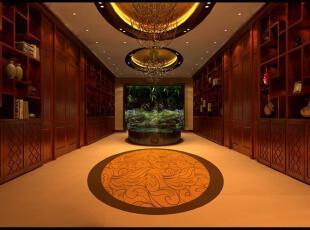 紫玉会所尚层装饰设计师曹小宾老师案例