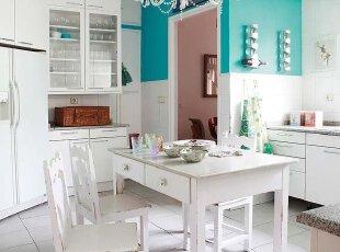 纯净的厨房 美轮美奂的演绎
